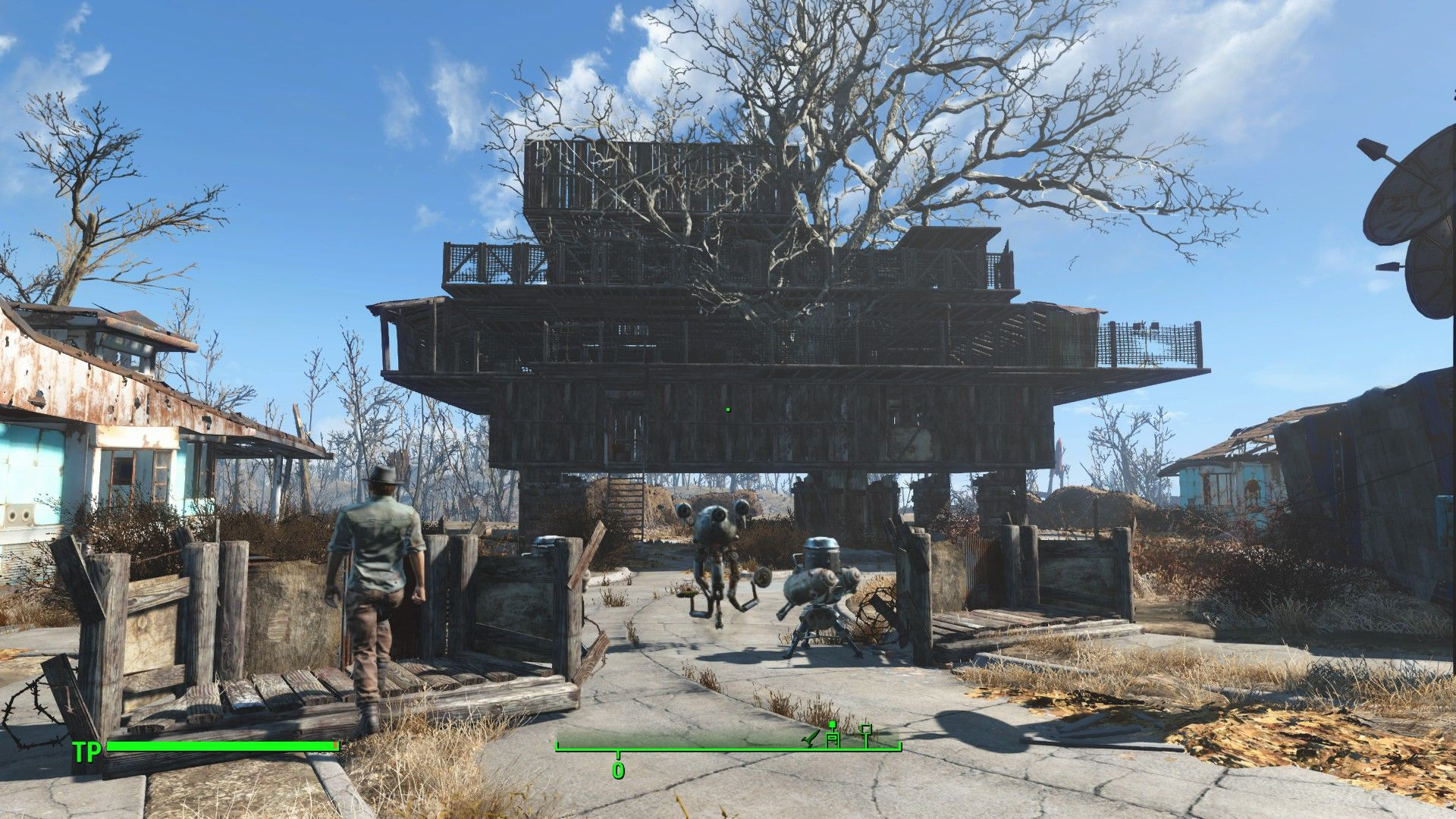 Fallout  Can T Build Anymore