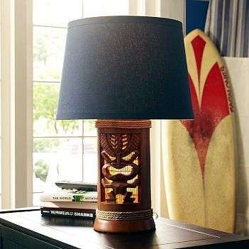 Beautiful Tiki Lamp Shade   Google Search