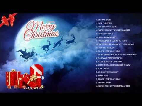 Best Pop Christmas Songs Ever 2016 - 2017 - YouTube | Christmas ...