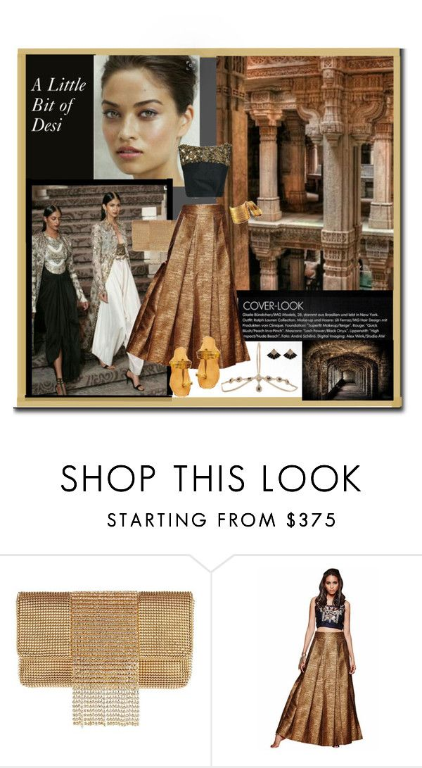 """""""Tarini"""" by loolamarbles ❤ liked on Polyvore featuring Whiting & Davis and modern"""