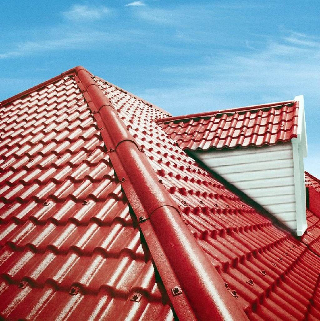 Isolare La Casa Basaluzzo juli pvc roof tile, the best choice for houses. with