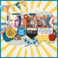 A Project by nikkiARNGwife from our Scrapbooking Gallery originally submitted 03/22/13 at 08:32 AM