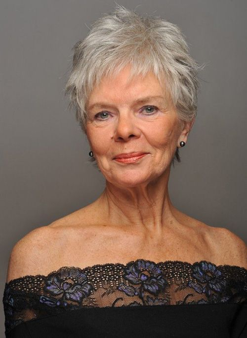 Great Short Hairstyles for Women Over 60   Hair dos for me ... - photo #26