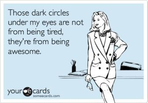 What Causes Dark Circles Under Yoru Eyes Human And Health Facts