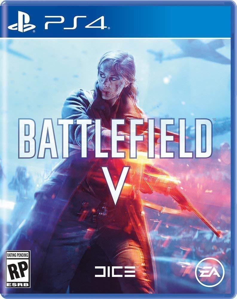 BATTLEFIELD V 5 PS4 PLAYSTATION 4 BRAND NEW Free Ship ----------READ