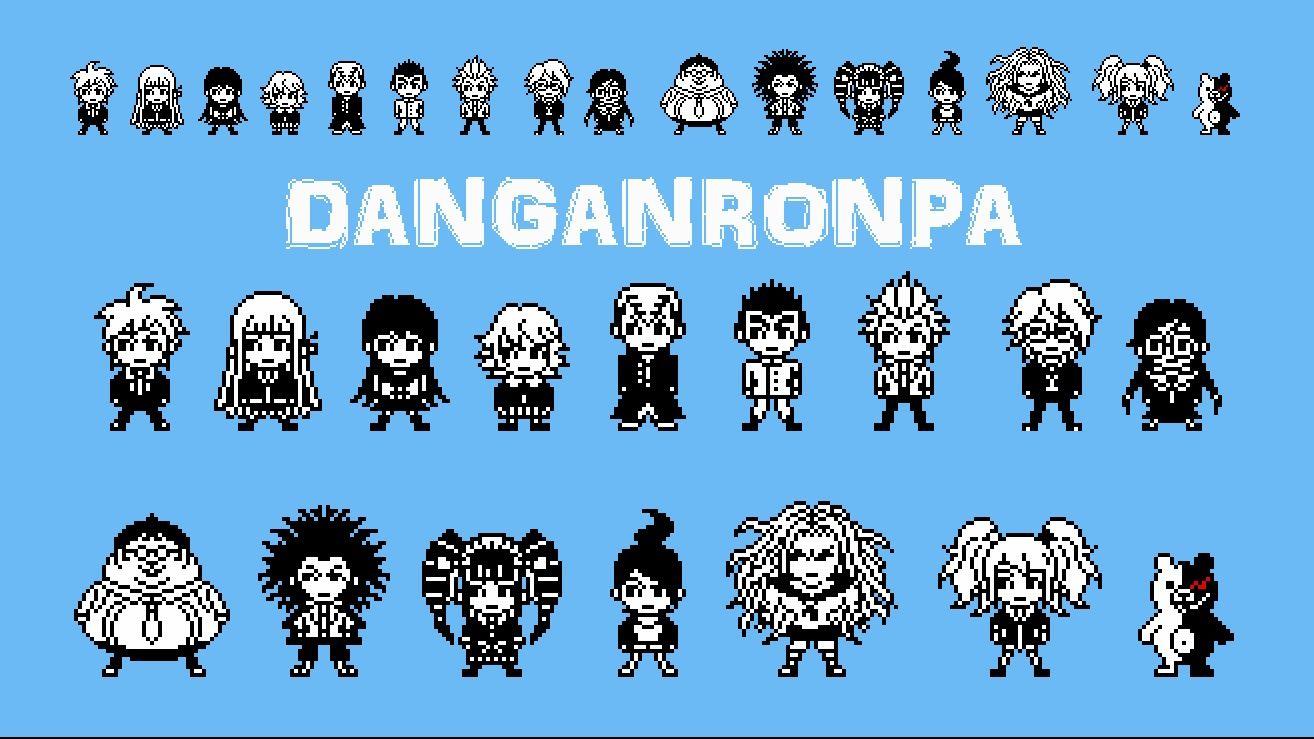danganronpa family - Google'da Ara