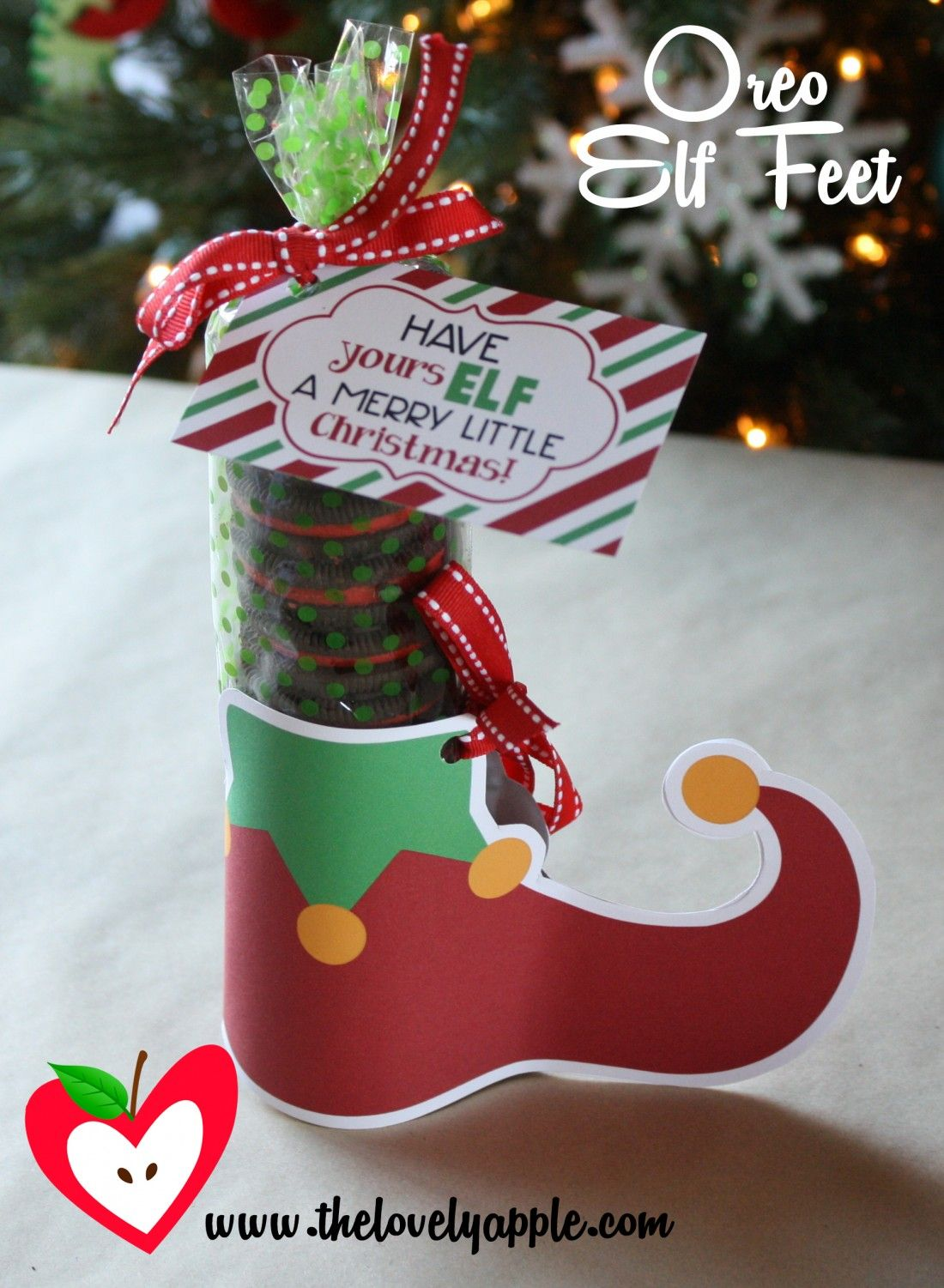 christmas gift for neighbors teachers co workers mail carriers friends so easy and cute