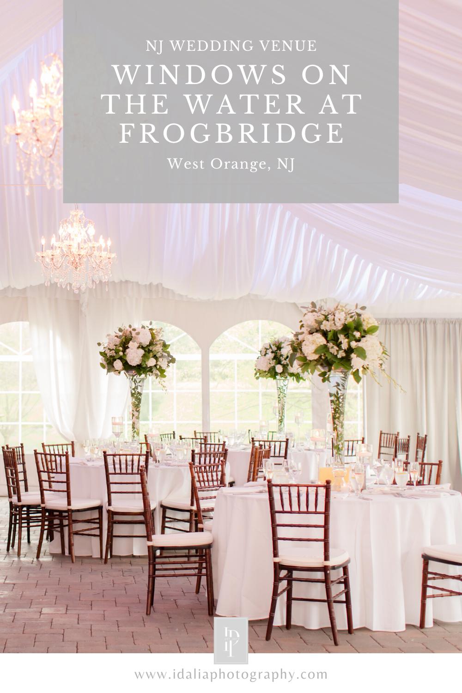 Windows on the Water at Frogbridge in 2020   Nj wedding ...