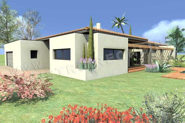 plan de maison oclock angle | maison | pinterest | cabin - Faire Ses Plans De Maison