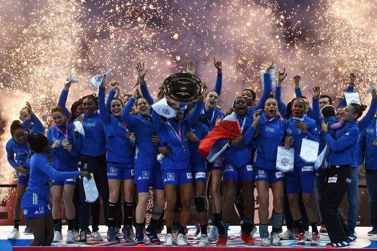 Euro 2018 Sur le toit de l'Europe, l'équipe de France