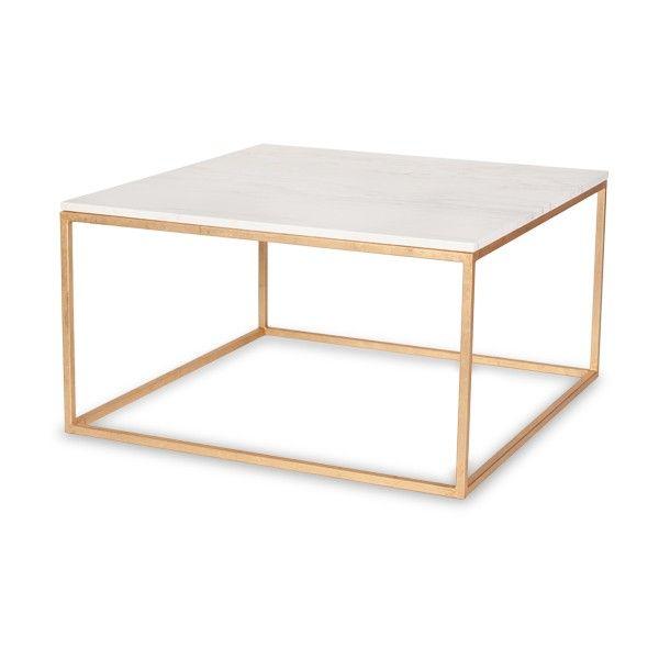 CUBE MARBLE TOP COFFEE TABLE   SKU: MStudio CubeCoffeeTable   Moss Studio |  Free