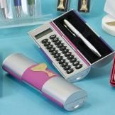 Bolígrafo-calculadora muy barato