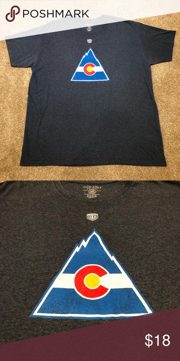 2bf1e92c87d Colorado Rockies NHL Old Time Hockey Shirt For sale is a Colorado Rockies  NHL Old Time