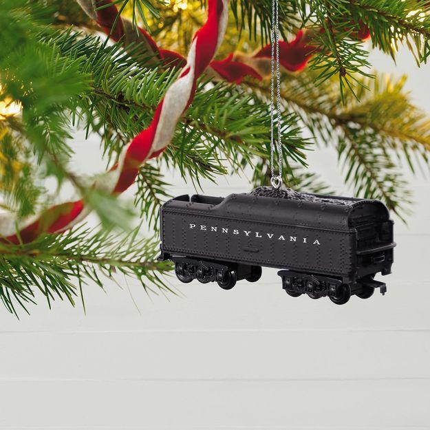 Lionel 174 2671w Tender Train Car Ornament Ornaments