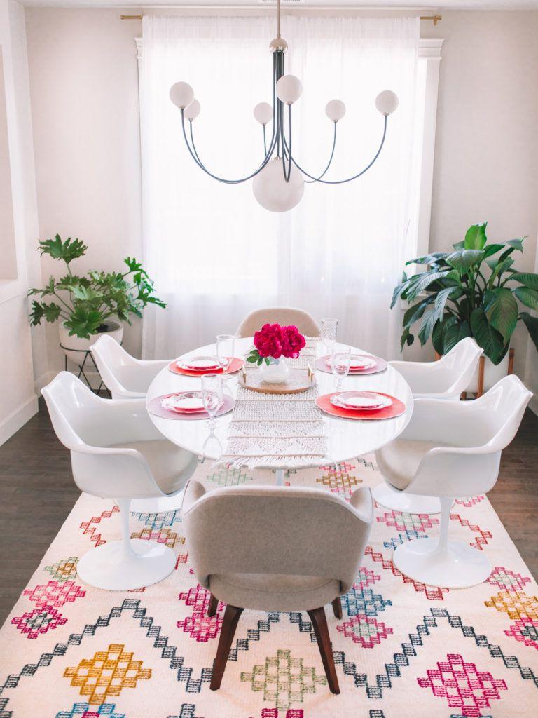 Pin On Pink At Home Decor, Dining Room Sets Edmonton Alberta