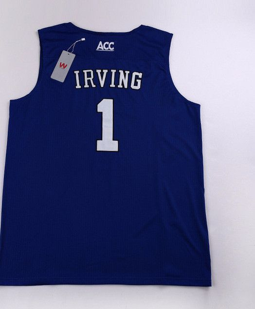 newest collection 7e77a 1fa49 1 Kyrie Irving Duke College Jersey | Products | Kyrie irving ...