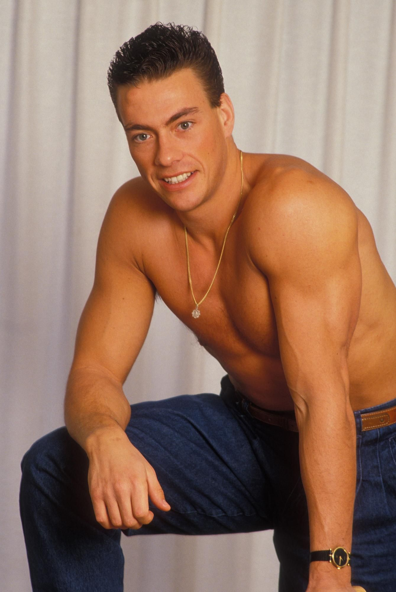 Jean Claude Van Damme photo gallery 82 high quality pics