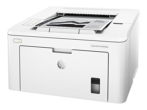 Hp Laserjet Pro M203dw Wireless Laser Printer Amazon Dash Replenishment Ready G3q47a Replaces Hp M201dw Laser Printe Laser Printer Wireless Printer Printer
