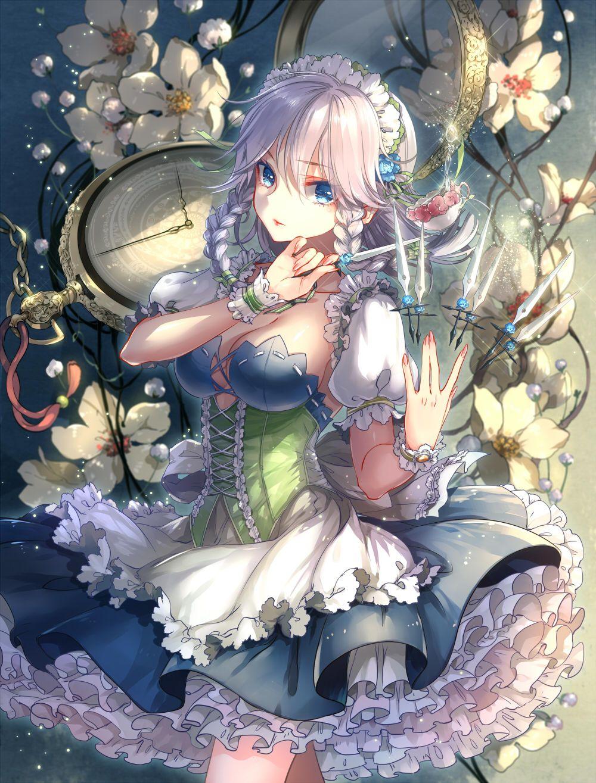beautiful anime art   anime   pinterest   anime, girls and illustrations