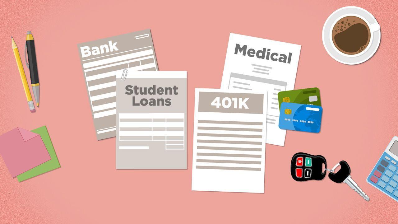 4 steps to create a written financial plan Financial