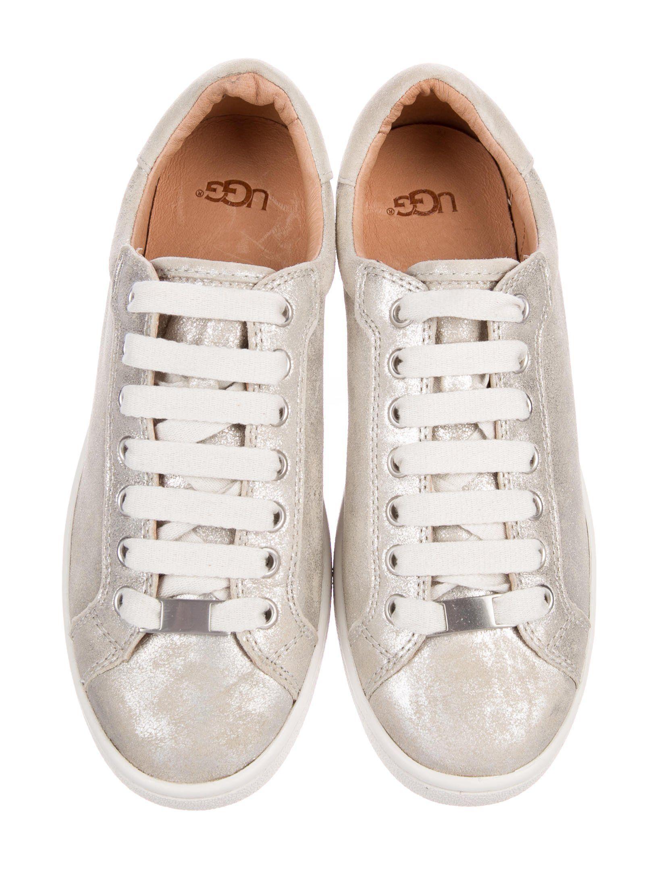 8b0b3e3a81d Milo Metallic Sneakers w/ Tags in 2019 | Womens Fashion Street ...