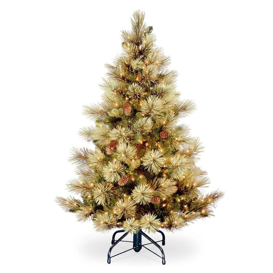 National Tree Company 4.5ft. PreLit Carolina Pine