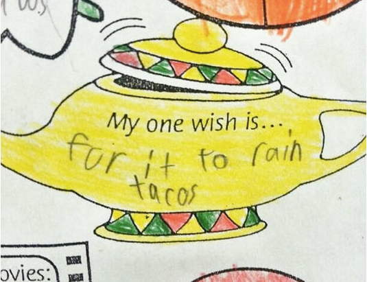Funny Taco Meme | Kids notes, What is life about, I love ...