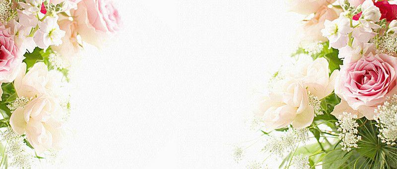 Rose Flower Wedding Background Flower Background Images Wedding Background Images Floral Background