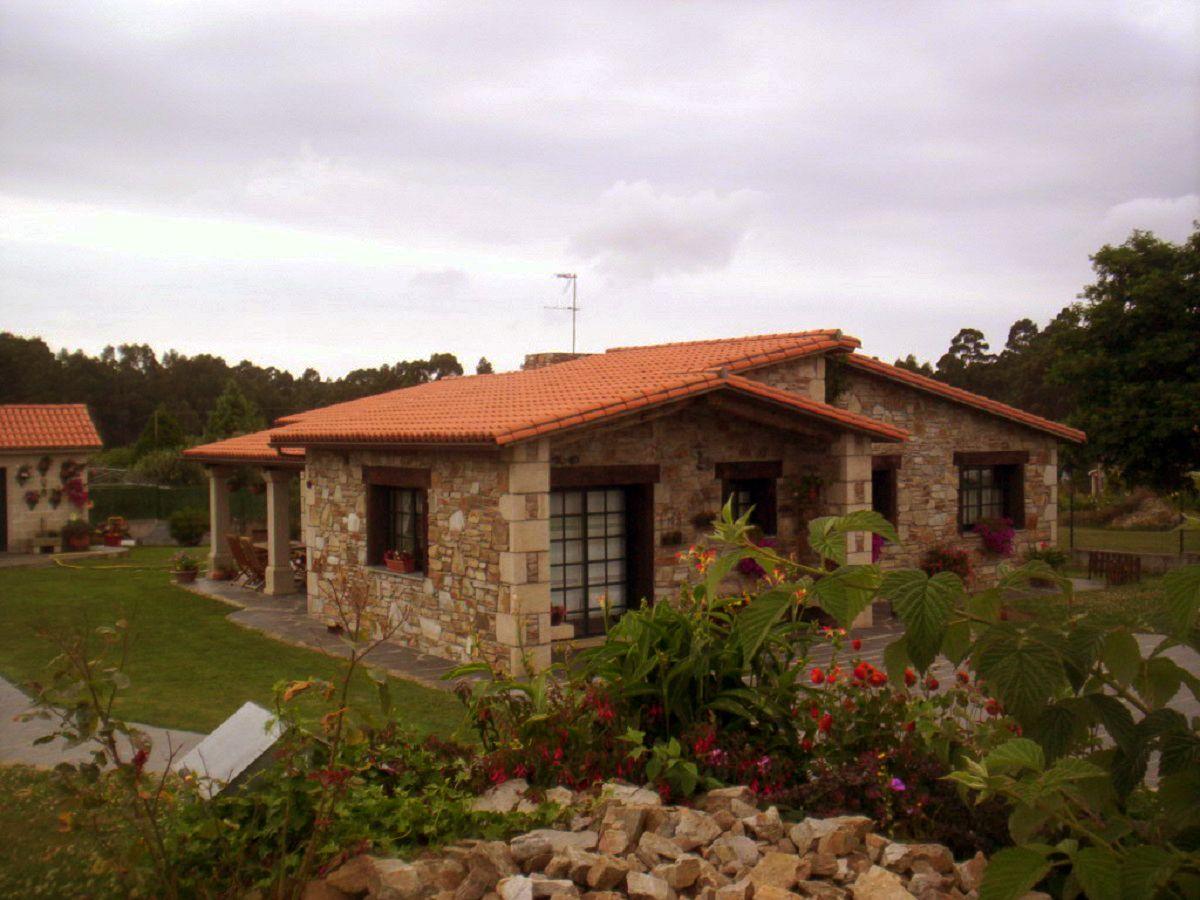 Publicaciones sobre construcciones de casas r sticas en - Casa rusticas de campo ...
