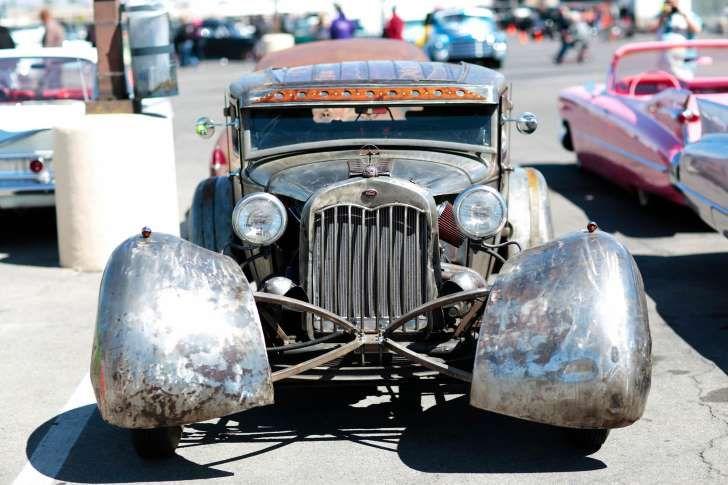 006 Viva Las Vegas Rockabilly Weekend Car Show 2016
