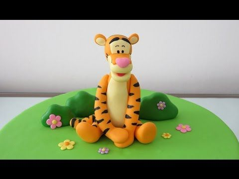 Hi! in this video we will teach you how to make Eeyore with gum paste. Hola! En este video te enseñaré cómo hacer a Igor con pasta de goma. Follow us on face...