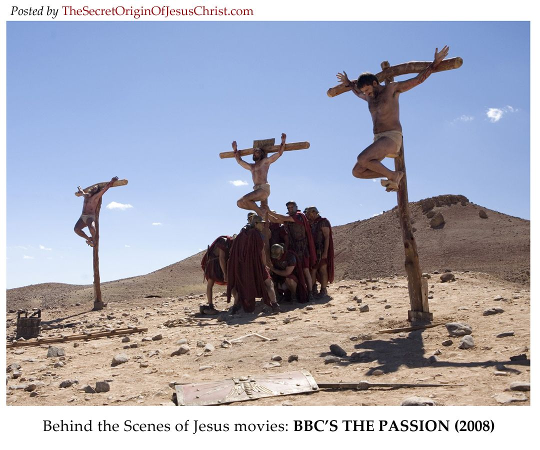 bbc hbo u0027s the passion 2008 a new version of the final days of
