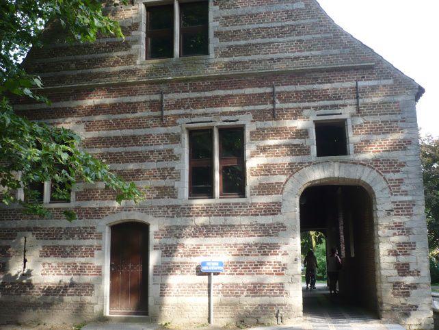 LIER Antoon Keldermans het Groot Spui in 1508-1516.jpg