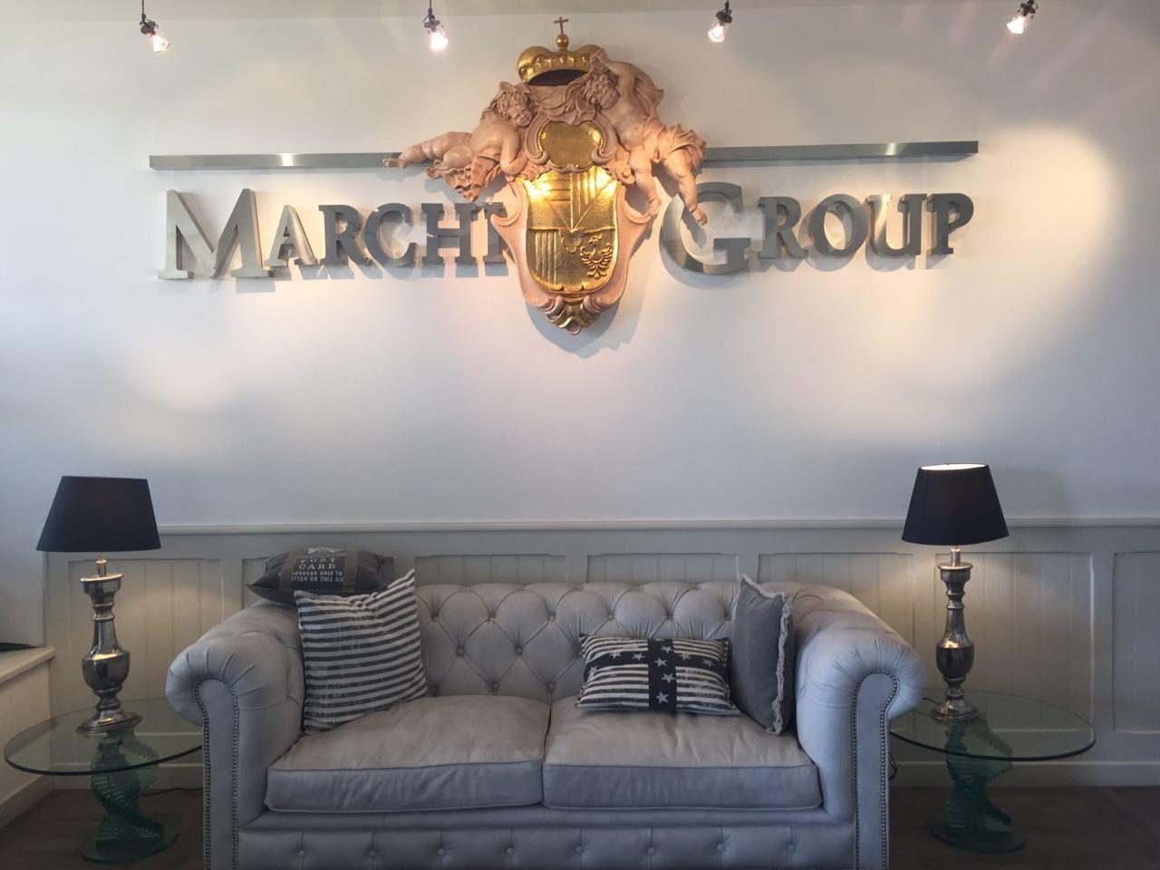 MARCHI CUCINE - визит в шоу рум итальянской фабрики #marchi_cucine