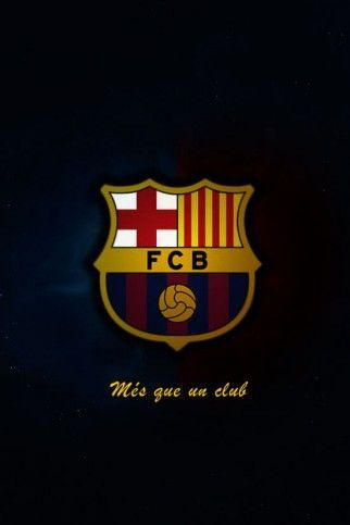 Fcb Wallpapers Fc Barcelona Iphone Logo Soccer