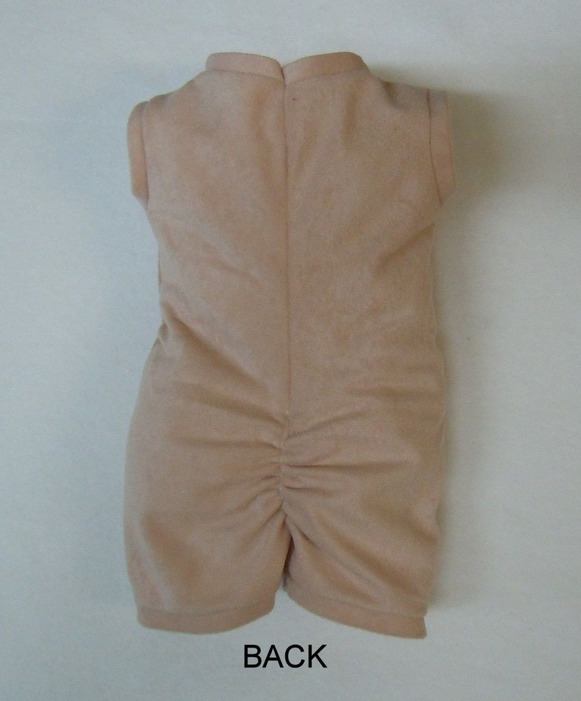 """Doe Suede Body For 22-24/"""" Doll Kits With Full Unjointed Limbs 515ST"""