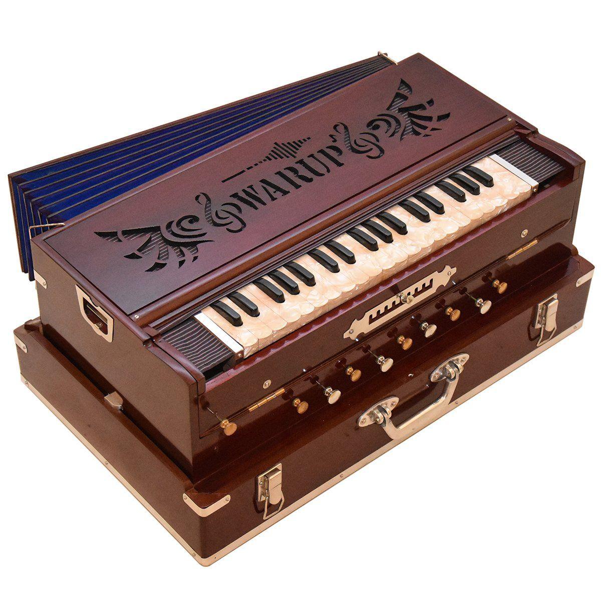Swarup Standard 9/3 Harmonium | Indian instruments ...