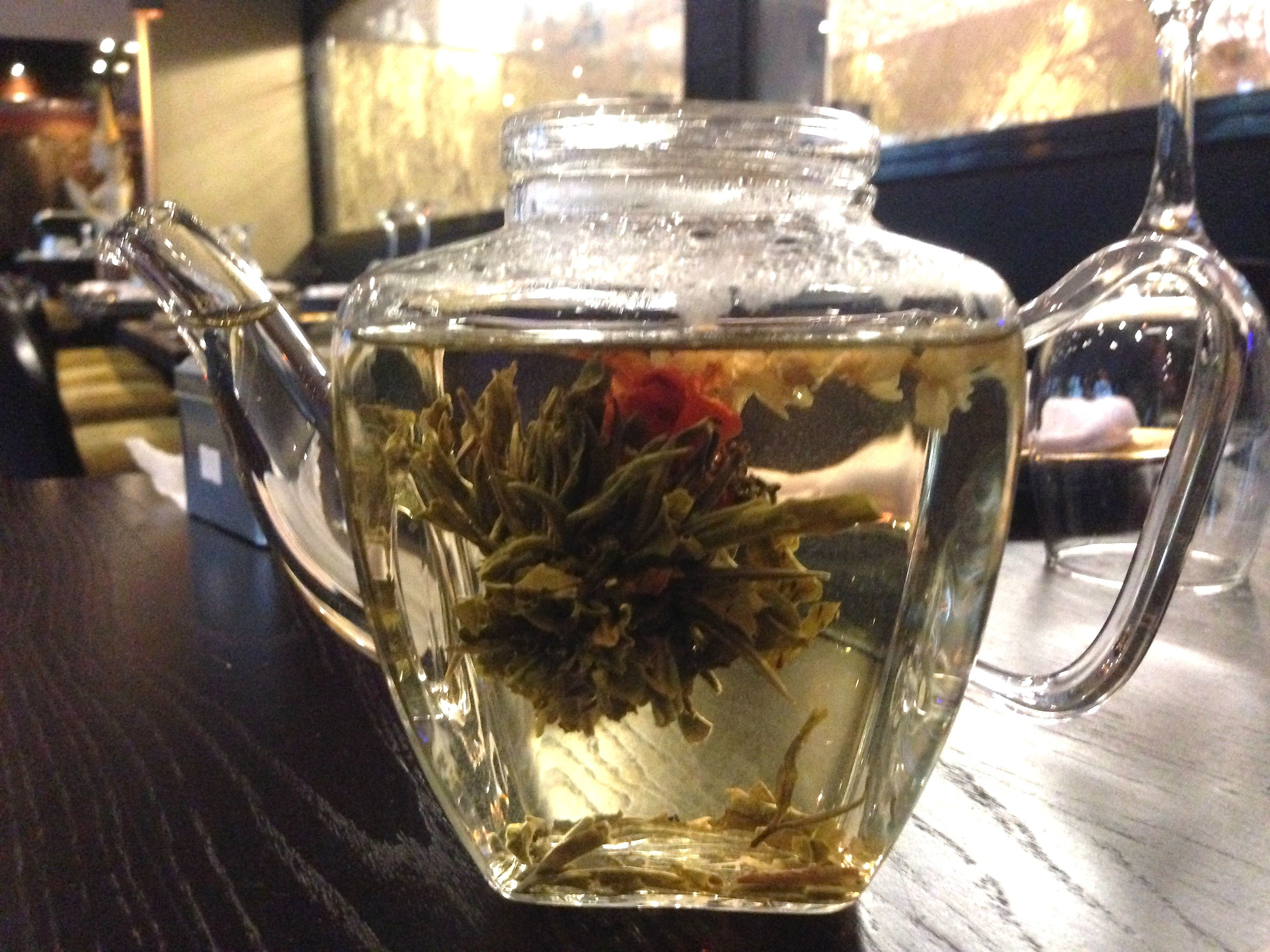 Jasmine Fairy Blooming Tea Made With The Highest Grade Silver