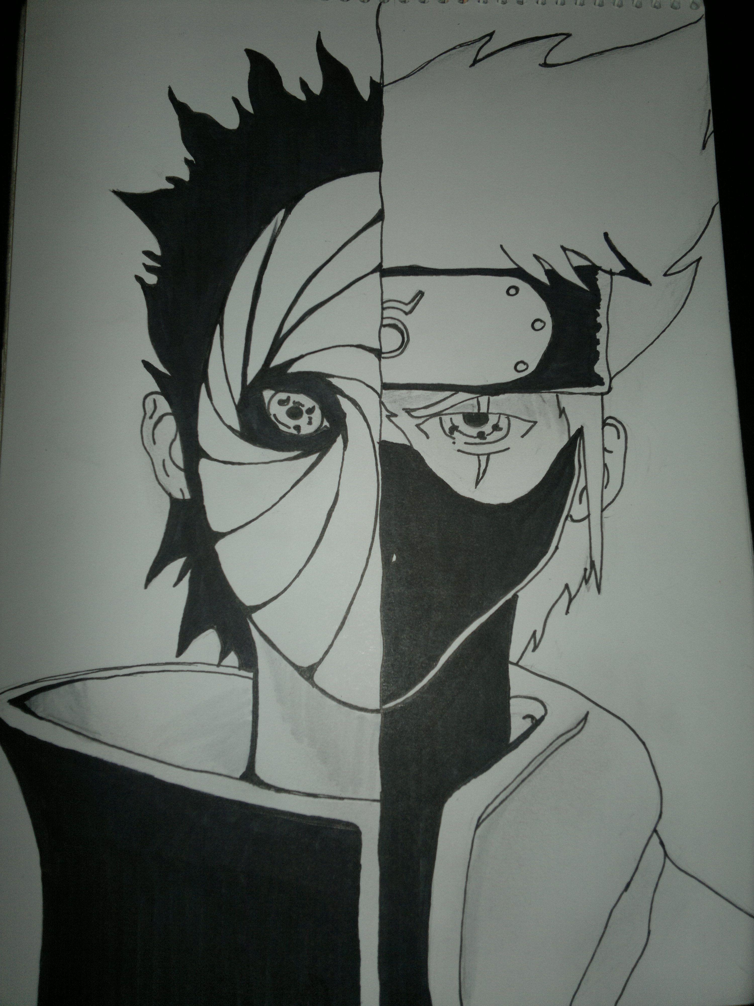 Naruto Zeichnen Leicht