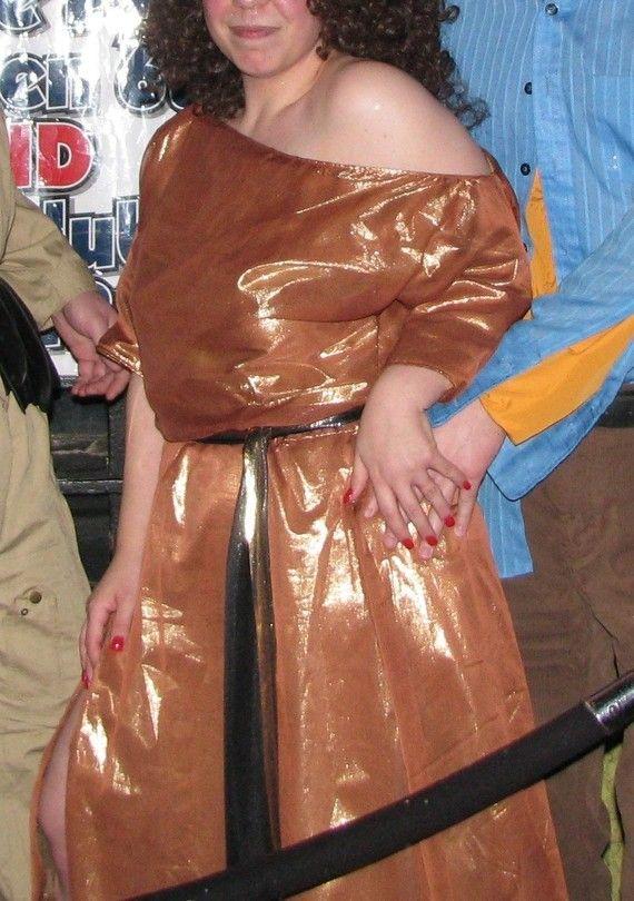Zuul Halloween Costume
