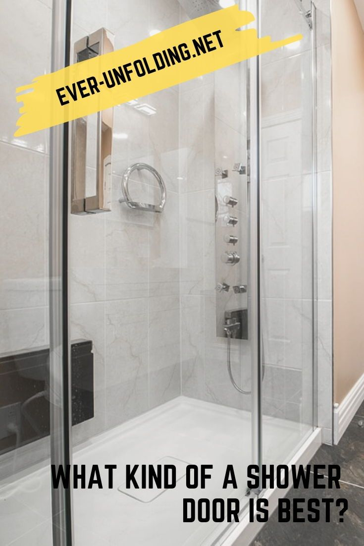 Best Shower Door Reviews In 2020 Shower Doors Frameless Shower