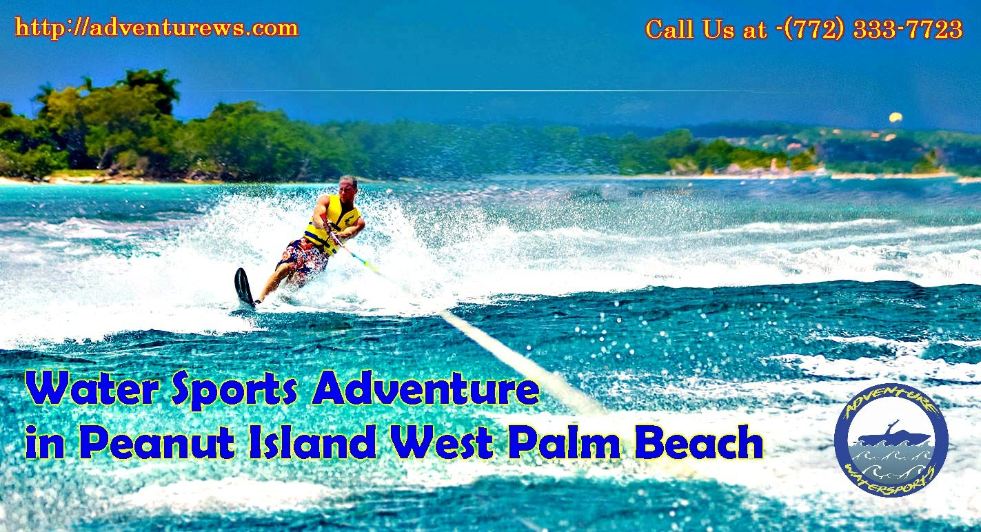 Water Sports In Peanut Island West Palm Beach
