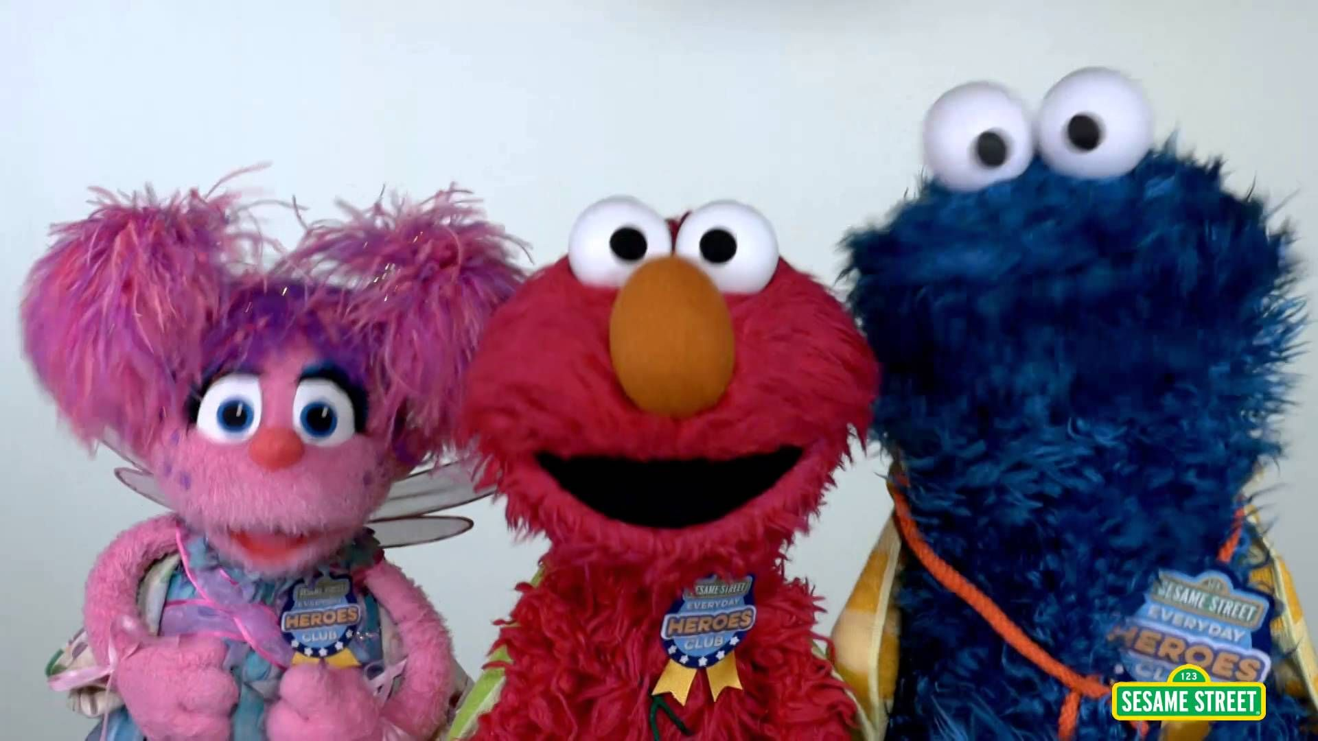 Sesame Street Keep Spreading Kindness
