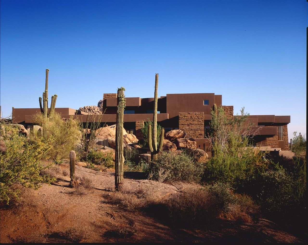 arizona architecture | arizona hugh huddleson modern ...