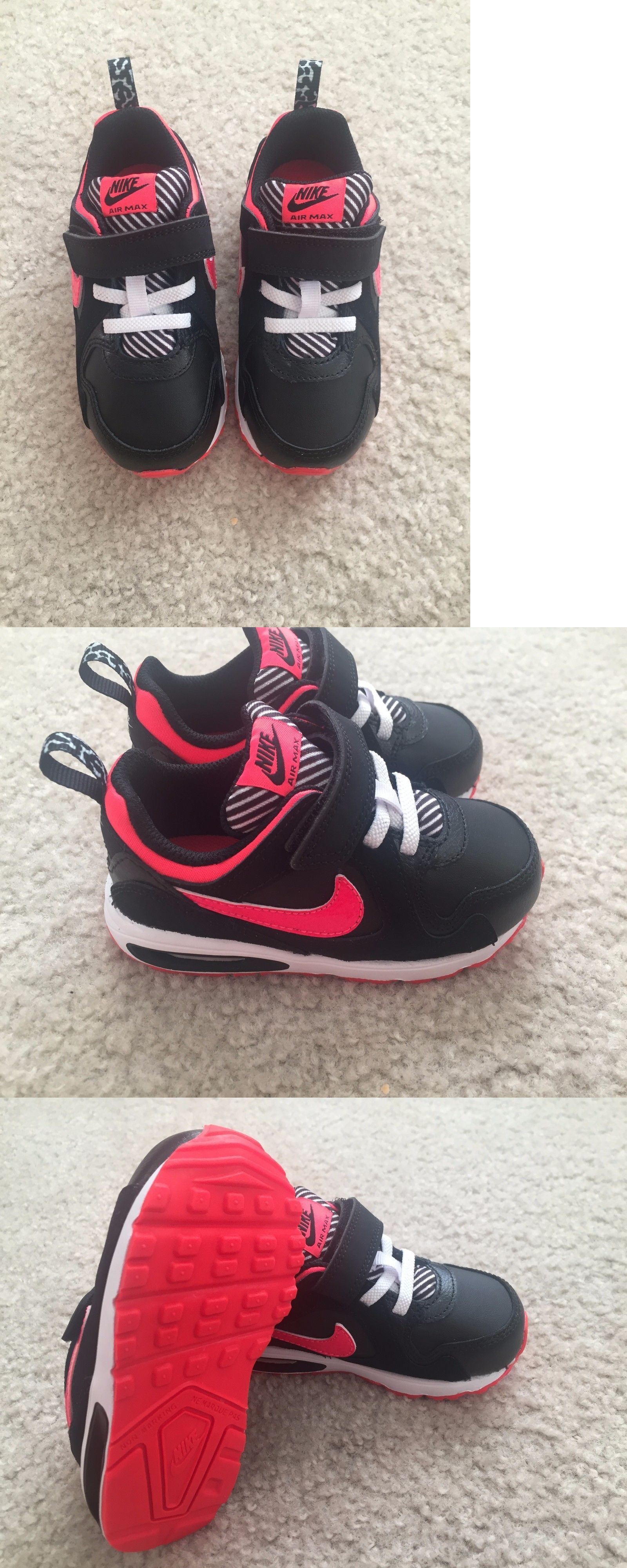 Baby Shoes New Nike Air Max Trax Toddler Tdv Kids Shoes