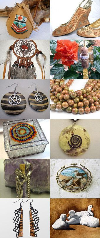 Friendships formed on etsy ......... by Debbie and Roger Breton on Etsy--Pinned with TreasuryPin.com