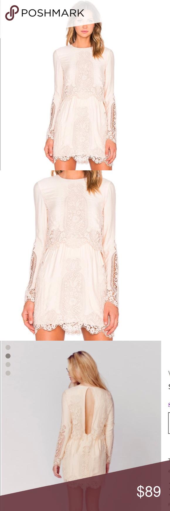 M boutique lace dress  NWT JETSET DIARIES FREE PEOPLE AVALON DRESSM Boutique  My Posh