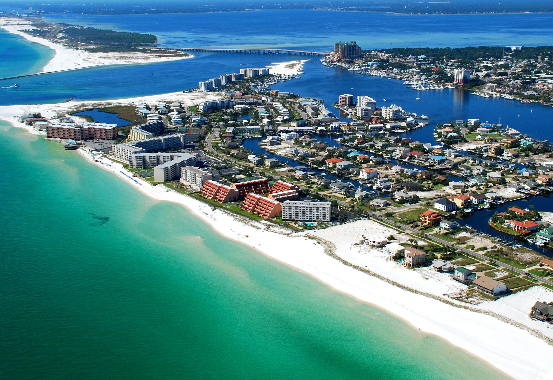 New Orleans To Miramar Beach Florida