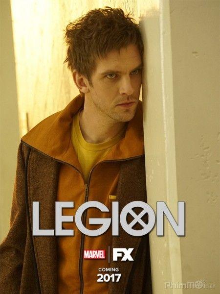 Dị Nhân Legion Phần 1 -