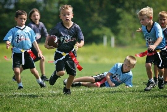 Ssa First Down Flag Football Football Kids Flag Football Football